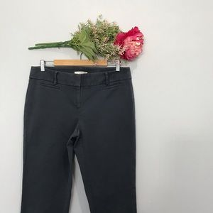 Loft | Marisa Riviera Fit Cropped Trouser SZ 10T